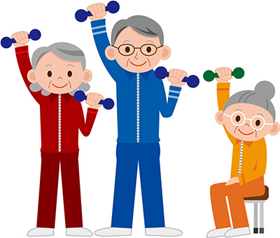 clipart-exercise-senior-3