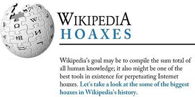 Wikipedia-Hoaxes
