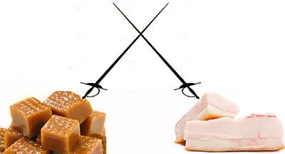Fat pk sugar