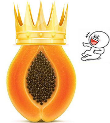 King papaya