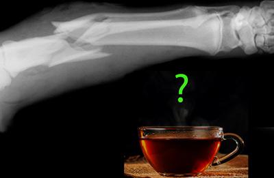 broken bone tea